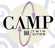 Camp Bar Menu