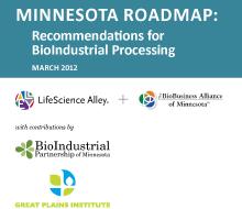 MN Bio Industrial Processing Roadmap